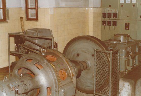 Turbina 2 në 1982 - Pürnstein