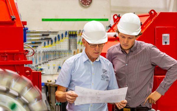 Saran teknis untuk solusi turbin yang sempurna