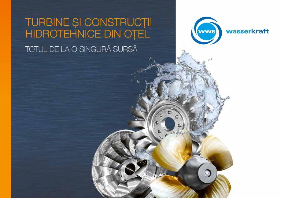 Folder Info WWS Romanian Wasserkraftwerk