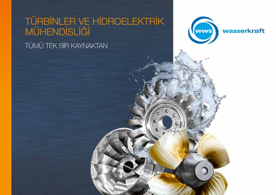 Folder Info WWS türkisch Wasserkraftwerk