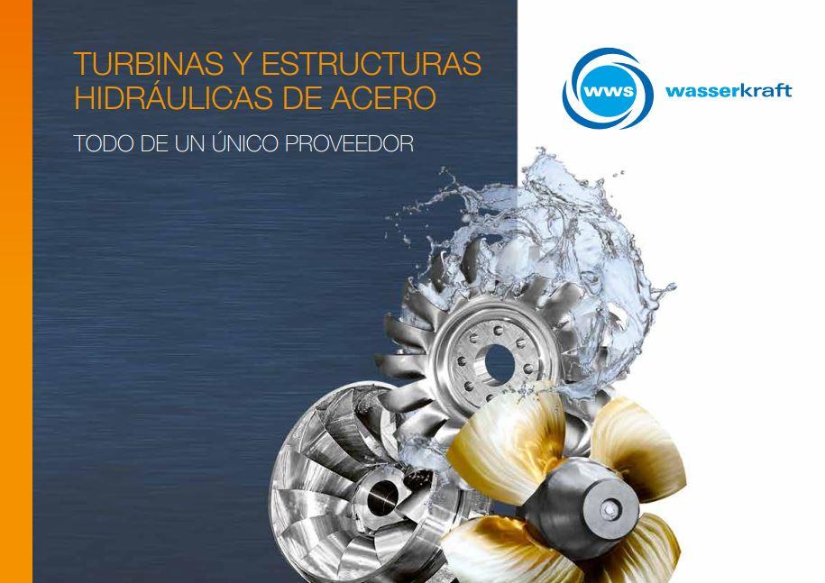 Folder Info WWS espanol Wasserkraftwerk