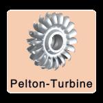Konfigurator Pelton Turbine WWS berechnen Anforderungen