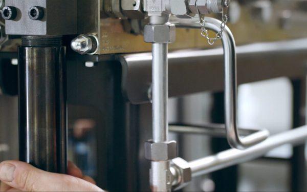WWS Wartung Hydraulikfilter Service Leistung
