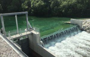 Гидравлическое оборудование WWS - водосливные ворота и роликовые ворота